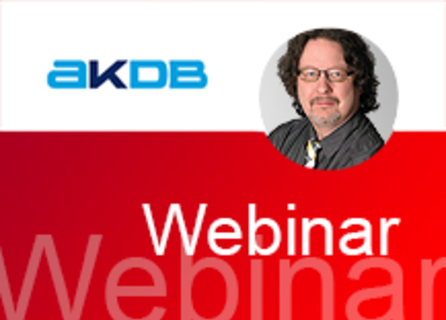 Webinar mit <h4>Referent:</h4> <p>Hans-Peter Osterkamp</p>